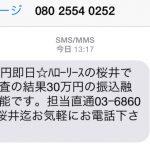 「03-6860-8136」ハローリースの桜井はヤミ金です!